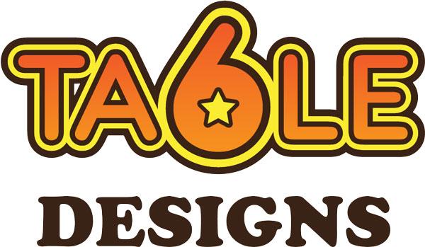 Table 6 Designs